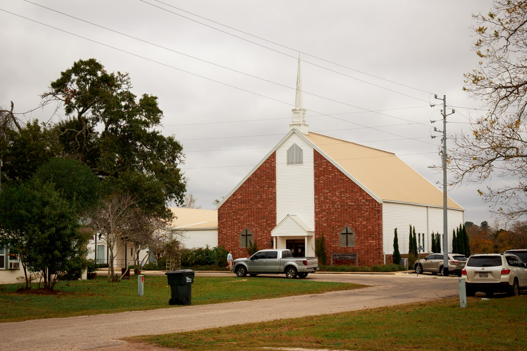 St. John Lutheran Church of Cat Spring, Texas - Isma Monfort
