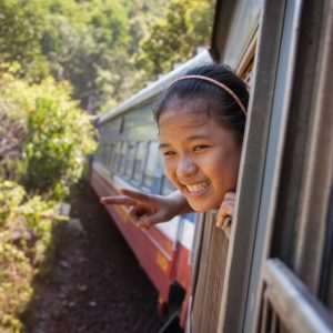 The Reunification Express, Vietnam - Isma Monfort